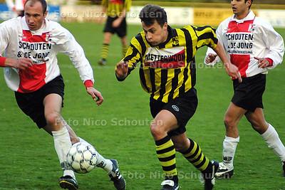 HC SPORT - HCCUP; WILHELMUS_RKAVV - VOORBURG 8 MAART 2003 - FOTO: NICO SCHOUTEN