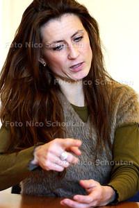 HC - EVA ELLENS, HUMANITAS - DEN HAAG 20 FEBRUARI 2003 - FOTO: NICO SCHOUTEN