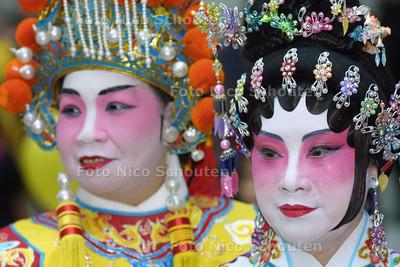 HC - CHINEES NIEUWJAAR - Zaterdag was de grootste Chinese nieuwjaarsviering ooit in Nederland - DEN HAAG 1 FEBRUARI 2003 - FOTO: NICO SCHOUTEN