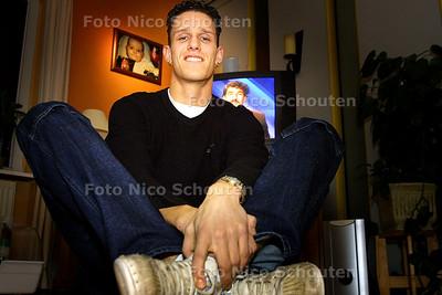 HC SPORT - VCS VOETBALLER ANTONIE COLI - DEN HAAG 3 FEBRUARI 2003 - FOTO: NICO SCHOUTEN