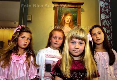HC - LOOK A LIKE CONTEST MESDAGMUSEUM - DEN HAAG 5 JULI 2003 - FOTO: NICO SCHOUTEN