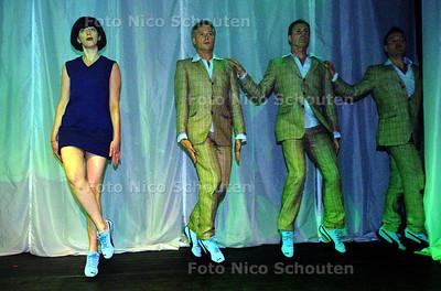 HC - DE PARADE, Theatro Guatro - DEN HAAG 4 JULI 2003 - FOTO: NICO SCHOUTEN