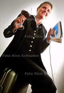 HC - HEIDIE SMALE, BUTLER/PERSONAL ASISTENT - DEN HAAG 1 JULI 2003 - FOTO: NICO SCHOUTEN