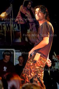 HC - KANE IN DE PAAP - DEN HAAG 16 JUNI 2003 - FOTO: NICO SCHOUTEN