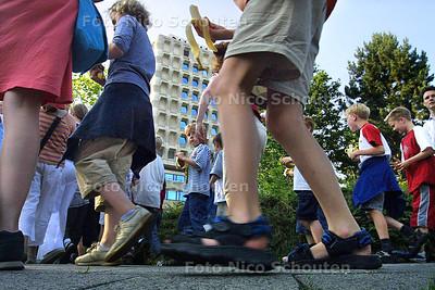 HC - AVONDVIERDAAGSE RIJSWIJK (KOOPMANSTRAAT) - RIJSWIJK 16 JUNI 2003 - FOTO: NICO SCHOUTEN