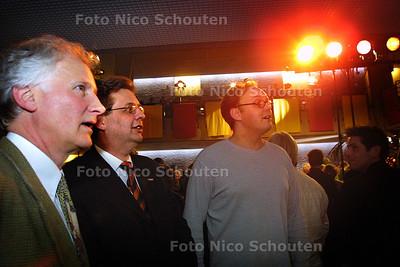 GC - PROVINCIALE VERKIEZINGEN - GOUDSE FOTO - DEN HAAG 11 MAART 2003 FOTO: NICO SCHOUTEN