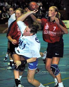 HC SPORT - HELLAS_SEW - DEN HAAG 2 MAART 2003 - FOTO: NICO SCHOUTEN