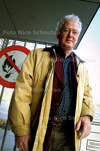 HC - PETER VAN BEEN, DSM GIST - DELFT 3 NOVEMBER 2003 - FOTO: NICO SCHOUTEN