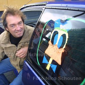 HC - UITVINDER EDWIN VAN DER HEIDE - DEN HAAG 3 NOVEMBER 2003 - FOTO: NICO SCHOUTEN