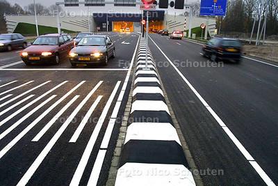 HC - SIJTWENDE TRAJECT, gezien vaaf de Bernhartlaan - LEIDSCHENDAM 20 NOVEMBER 2003 - FOTO: NICO SCHOUTEN
