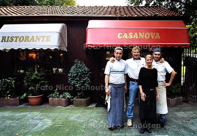 HC - PIZERIA CASANOVA - RIJSWIJK 10 OKTOBER 2003 - FOTO: NICO SCHOUTEN