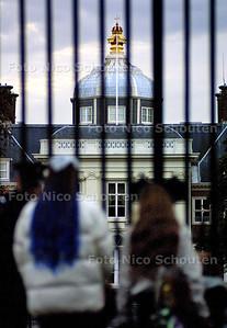 HUIS TEN BOSCH - DEN HAAG 10 OKTOBER 2003 - FOTO: NICO SCHOUTEN