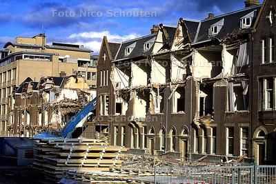 HC - SLOOP GEVELS CAREL VAN BYLANTLAAN TBV SHELL NIEUWBOUW - DEN HAAG 1 SEPTEMBER 2003 - FOTO: NICO SCHOUTEN