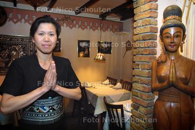 HC MENU - RESTAURAN, RAMAKIEN, KHAN JANTU PON - DEN HAAG 29 APRIL 2004 - FOTO: NICO SCHOUTEN
