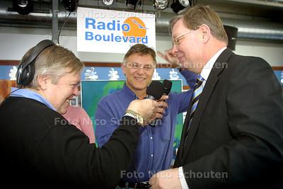 HC - START RADIO BOULEVARD - SCHEVENINGEN 5 APRIL 2004 - FOTO: NICO SCHOUTEN