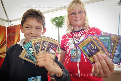 HC - YU-GI-OH! IN DRIEVLIET - RIJSWIJK 7 AUGUSTUS 2004 - FOTO NICO SCHOUTEN