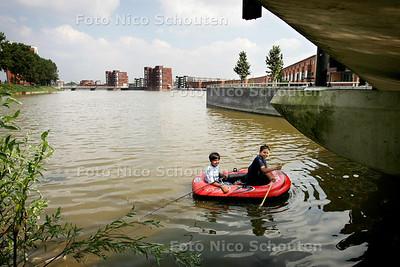 HC - WATERPARTIJ WATERINGSEVELD - DEN HAAG 2 AUGUSTUS 2004 - FOTO NICO SCHOUTEN