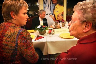 """HC - RESTAURANT """"VAN HARTE"""" - DEN HAAG 16 DECEMBER 2004 - FOTO NICO SCHOUTEN"""