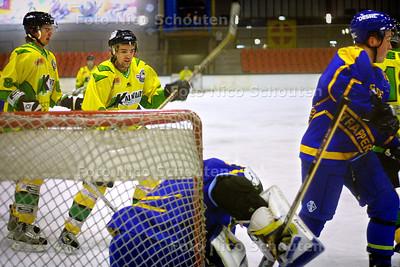 HC SPORT - WOLFS_TILBURG TRAPPERS, IJSHOCKEY - DEN HAAG 21 FEBRUARI 2004 - FOTO: NICO SCHOUTEN