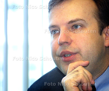 HC - AMBASSADEUR LITOUWEN, HR. PRANCQEVICIUS - DEN HAAG 27 FEBRUARI 2004 - FOTO: NICO SCHOUTEN