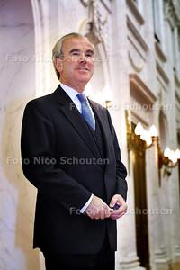 HC - KAMERVOORZITTER WEISGLAS - DEN HAAG 13 JANUARI 2003 - FOTO: NICO SCHOUTEN