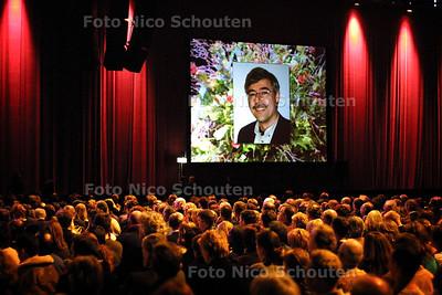 HERDENKING HANS VAN WIEREN STATENHAL - DEN HAAG 20 JANUARI 2004 - FOTO: NICO SCHOUTEN