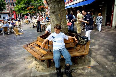 HC - BANK TERUG BIJ FLORENCIA - DEN HAAG 9 JUNI 2004 - FOTO: NICO SCHOUTEN