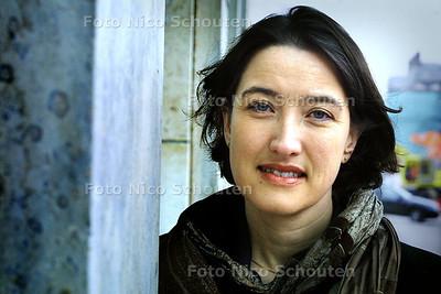 HC - CAROLIENE VAN BLERKUM - DEN HAAG 10 MAART 2004 - FOTO: NICO SCHOUTEN