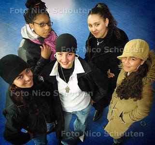 HC - RAPMEIDEN - DEN HAAG 15 MAART 2004 - FOTO: NICO SCHOUTEN