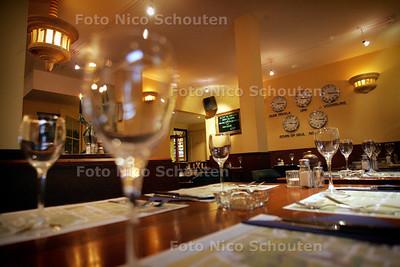 """HC - RESTAURANT """"LOF DER ZOTHEID"""" - DEN HAAG 15 NOVENBER 2004 - FOTO NICO SCHOUTEN"""