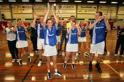 HC - AVANTI KAMPIOEN HC KORFBAL - DEN HAAG 6 NOVEMBER 2004 - FOTO NICO SCHOUTEN