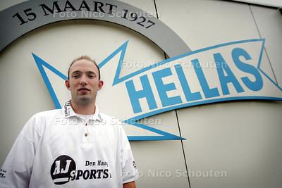 HC - JORIS WILTJENS, HELLAS - DEN HAAG 17 NOVEMBER 2004 - FOTO NICO SCHOUTEN