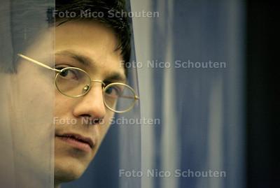 HC - DILLAN NIEUWKAMP, CHOREOGRAAF - DEN HAAG 21 OKTOBER 2004 - FOTO NICO SCHOUTEN
