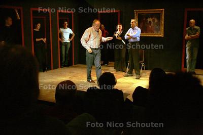 HC - MASTERCLASS MET PETER TUINMAN - DEN HAAG 23 OKTOBER 2004 - FOTO NICO SCHOUTEN