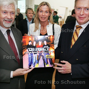HC - BINNENSTADSBORREL PULCHRI - DEN HAAG 14 SEPTEMBER 2004 - FOTO NICO SCHOUTEN