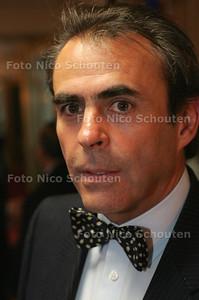 HC - AMBASADEUR VAN GUATAMALA, Alfonso Matta Fahsen - DEN HAAG 17 SEPTEMBER 2004 - FOTO NICO SCHOUTEN