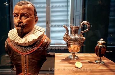 HC - NIEUWE EXPOSITIE HAAGS HISTORISCH MUSEUM - Piet Hein en de zilvervloot - DEN HAAG 25 AUGUSTUS 2005 - FOTO NICO SCHOUTEN