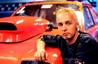 HC - PAUL VRIND, DRAGRACER - DEN HAAG 24 AUGUSTUS 2005 - FOTO NICO SCHOUTEN