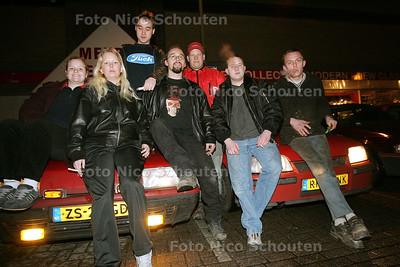 HC - HANGJONGEREN DAMPLEIN - LEIDSCHENDAM 1 FEBRUARI 2005 - FOTO NICO SCHOUTEN