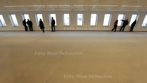 HC - OPENDAG PRINSENHOF, kantoorruimte - DEN HAAG 22 JANUARI 2005 - FOTO NICO SCHOUTEN