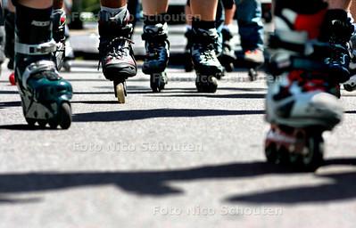 HC - SKATEDAG ZUIDERPARK - DEN HAAG 17 JULI 2005 - FOTO NICO SCHOUTEN