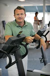 HC - HARM MALLE, FISIOTHERAPEUT - BERKEL EN RODENRIJS 6 JULI 2005 - FOTO NICO SCHOUTEN