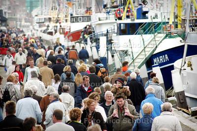 HC - VLAGGETJESDAG 2005 - SCHEVENINGEN 4 JUNI 2005 - FOTO NICO SCHOUTEN