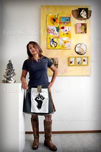 HC - JOICE BLOEM, GALLERIE DE LOTUS - DEN HAAG 4 JUNI 2005 - FOTO NICO SCHOUTEN