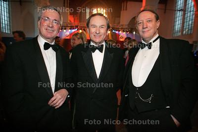 HC - WILLEM ALEXANDER FONDS GALA, bij verhaal Gijsbert Spierenburg - DEN HAAG 12 MAART 2005 - FOTO NICO SCHOUTEN