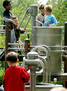HC - SPEELTUIN, BUITENPRET - ZOETERMEER 14 MEI 2005 - FOTO NICO SCHOUTEN