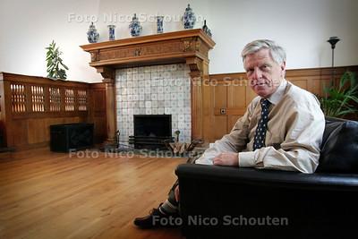 HC - PROF DR GERARD VAN BEYUM - VOORBURG 13 MEI 2005 - FOTO NICO SCHOUTEN