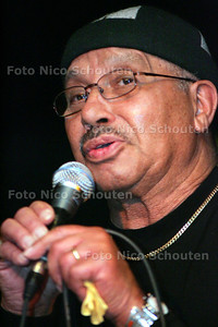 HC - GAYNELL HODGE IN DANZIG - DEN HAAG 17 MEI 2005 - FOTO NICO SCHOUTEN