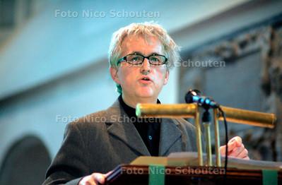 """AD/HC - PRESENTATIE BOEK """"DEN HAAG GESCHIEDENIS VAN DE STAD"""" - Wim Willemse - DEN HAAG 4 NOVEMBER 2005 - FOTO NICO SCHOUTEN"""