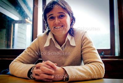 AD/HC - ALYSON ANNAN NIEUWE MANAGER TOPSPORT/COACH KZ - DEN HAAG 7 OKTOBER 2005 - FOTO NICO SCHOUTEN